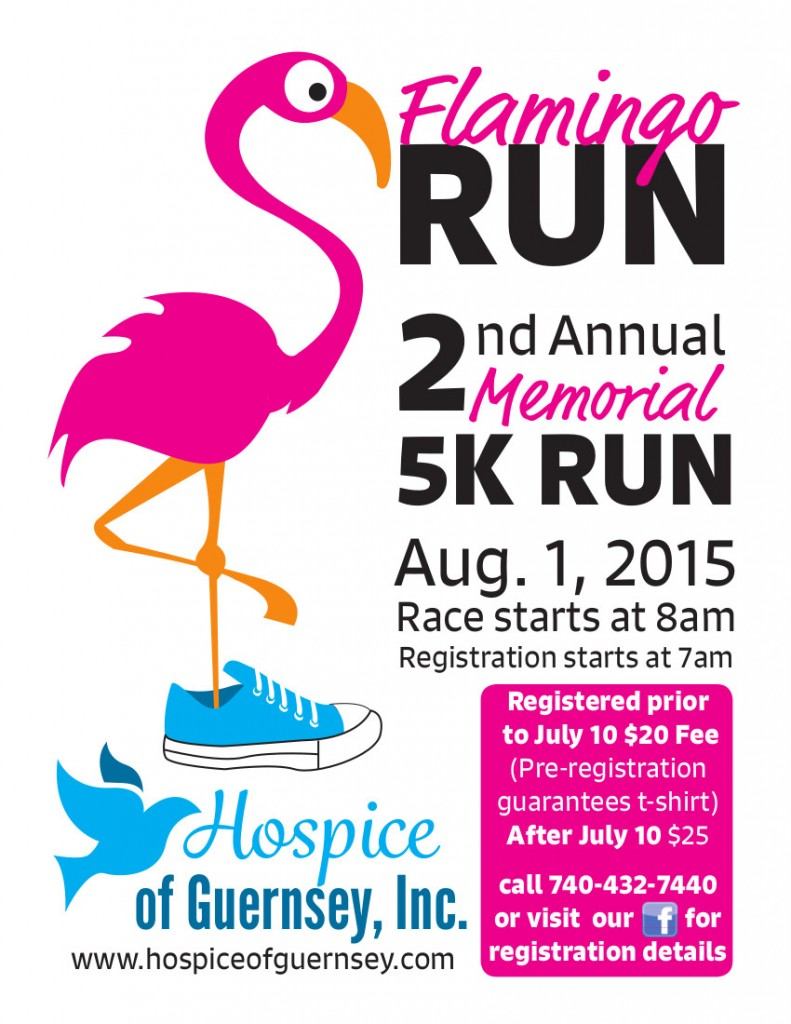 2nd Annual Flamingo Run